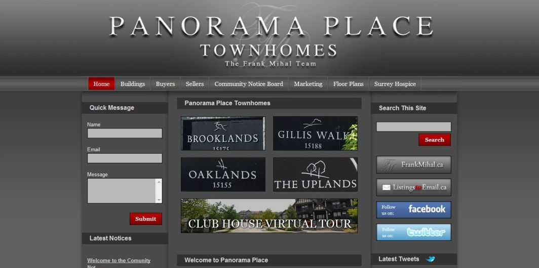 panorama home page pic
