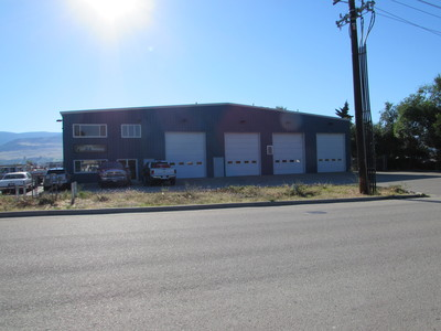 Sexsmith/N. Glenmore/Airport Area Commercial  for sale: The former Western Star Building Studio 11 sq.ft. (Listed 2016-08-11)
