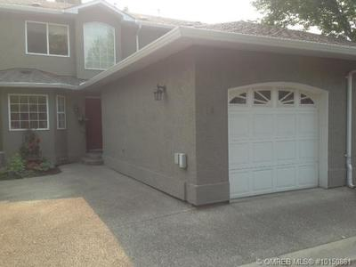 North Glenmore Townhouse for sale: Grandview Estates 3 bedroom 1,625 sq.ft. (Listed 2018-03-01)