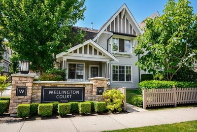 """McLennan North Residential Attached for sale: """"Wellington Court"""" by Polygon 3 bedroom 1,624 sq.ft. (Listed 2020-09-23)"""