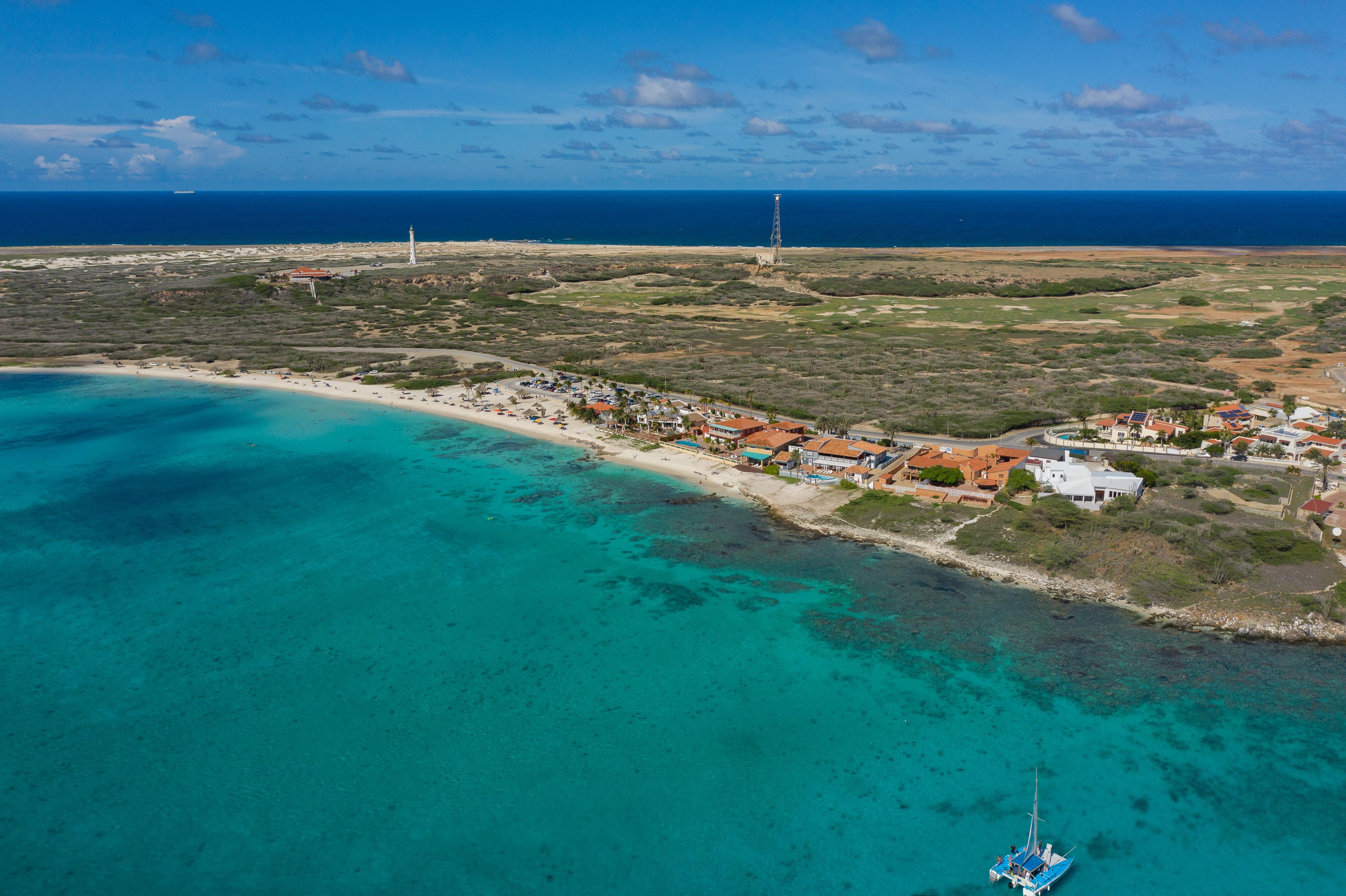 Bubali - Aruba presale development