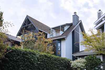 Kitsilano Duplex for sale:  2 bedroom 1,535 sq.ft. (Listed 2020-03-13)