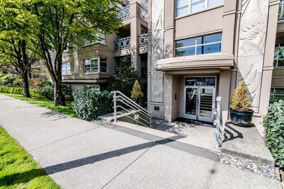 Kitsilano Apartment for rent: The Delano 1 bedroom 630 sq.ft. (Listed 2020-06-07)
