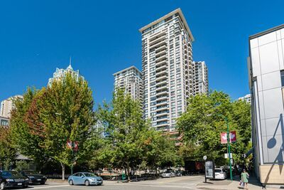 Yaletown Apartment for rent: Yaletown Park III 1 bedroom 583 sq.ft. (Listed 2020-06-22)