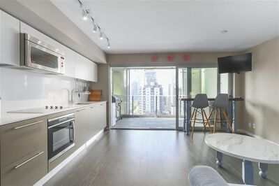 Vancouver Residential for rent:  1 bedroom 511 sq.ft.
