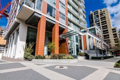 Yaletown Residential for rent: The Maddox 1 bedroom