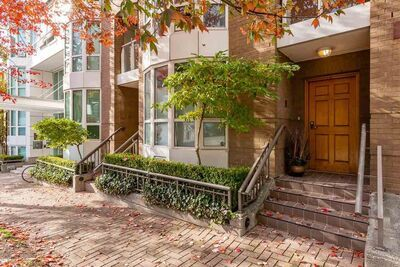 Yaletown Townhouse for sale:  2 bedroom 1,654 sq.ft. (Listed 2021-01-14)