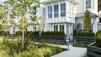 Tsawwassen Beach Townhouse for sale: Seaside by Mosaic 2 bedroom 1,184 sq.ft. (Listed 2021-01-30)