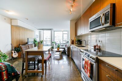 Strathcona Apartment for sale: V6A 1 bedroom 680 sq.ft. (Listed 2021-03-18)