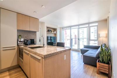 Vancouver West Apartment for sale:  1 bedroom  (Listed 2020-03-27)