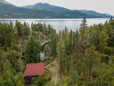 Kootenay Bay House for sale:  2 bedroom 1,682 sq.ft. (Listed 2019-02-11)