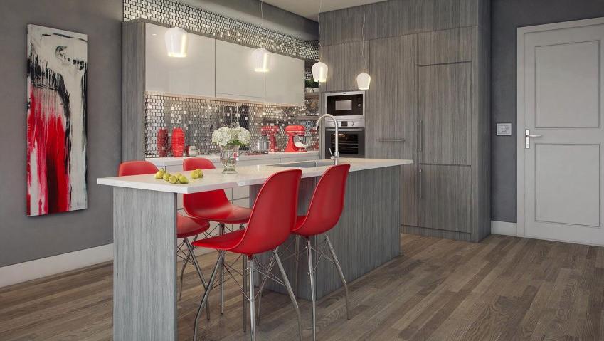 Savoy - Living Kitchen