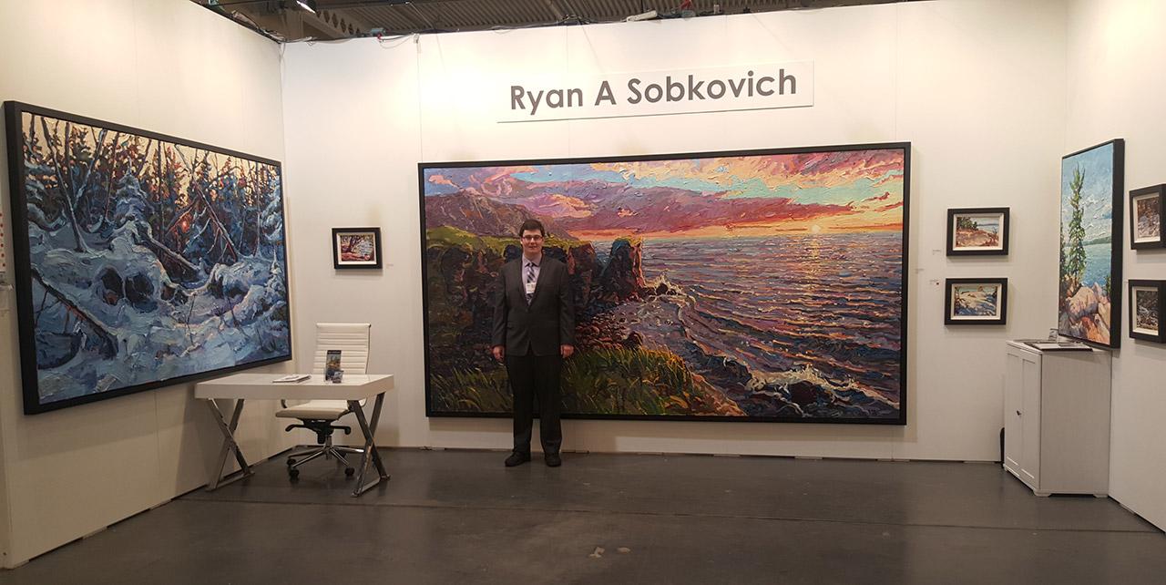 Artist Project 2016 Ryan Sobkovich