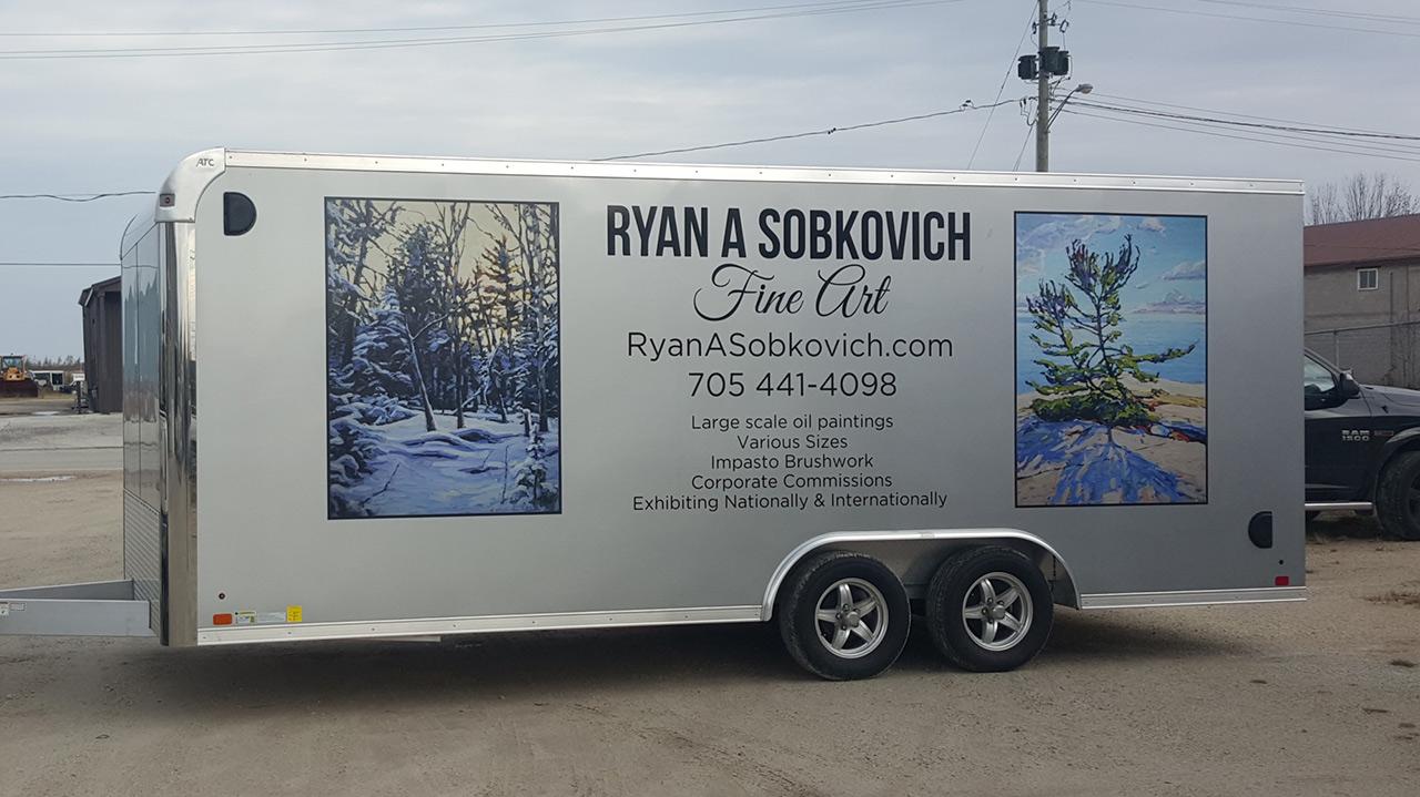 Ryan Sobkovich - Truck