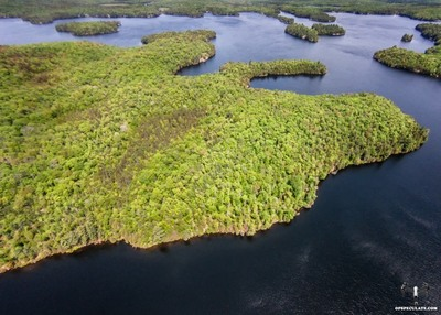 Magnetawan Waterfront Vacant Land For Sale on Horn Lake, near Muskoka, development opportunity