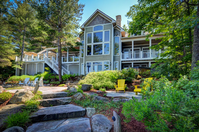 Outstanding Muskoka Cottage For Sale 5 Bedroom 8 139 Sq Ft Listed Home Interior And Landscaping Ologienasavecom