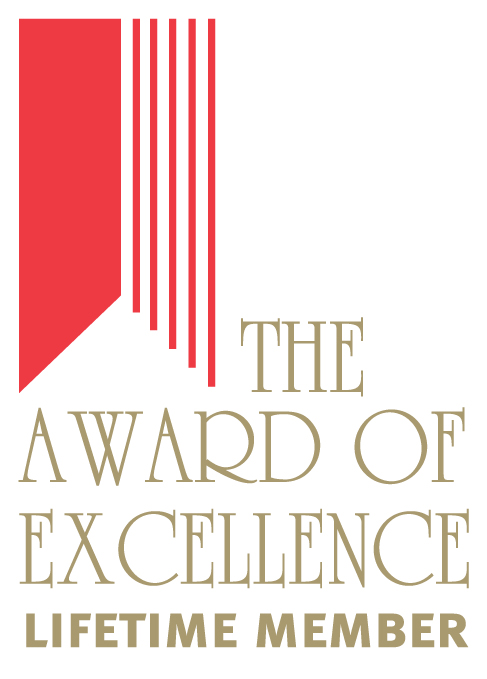 Award of Excellence lifetime member