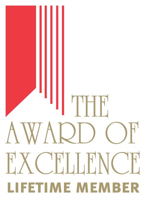 Award of Excellence lifetime member