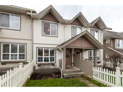 Abbotsford East Townhouse for sale:  3 bedroom 1,235 sq.ft. (Listed 2020-02-24)
