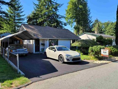 Central Abbotsford House/Single Family for sale:  3 bedroom 1,288 sq.ft. (Listed 2020-08-31)