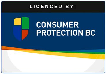 Rick Buchamer Licensed By Consumer Protection BC