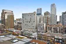West End VW Condo for sale:   580 sq.ft. (Listed 2016-11-09)