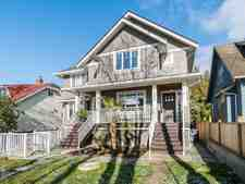 Kitsilano Duplex for sale:  4 bedroom 1,977 sq.ft. (Listed 2018-02-23)