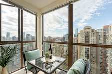 Yaletown Condo for sale:  1 bedroom 450 sq.ft. (Listed 2018-09-05)