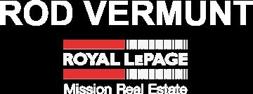 Rod Vermunt Royal Lepage Logo