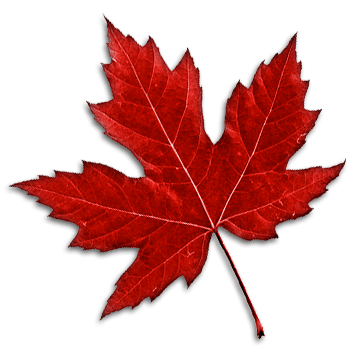 Rod Vermunt Canada Maple Leaf