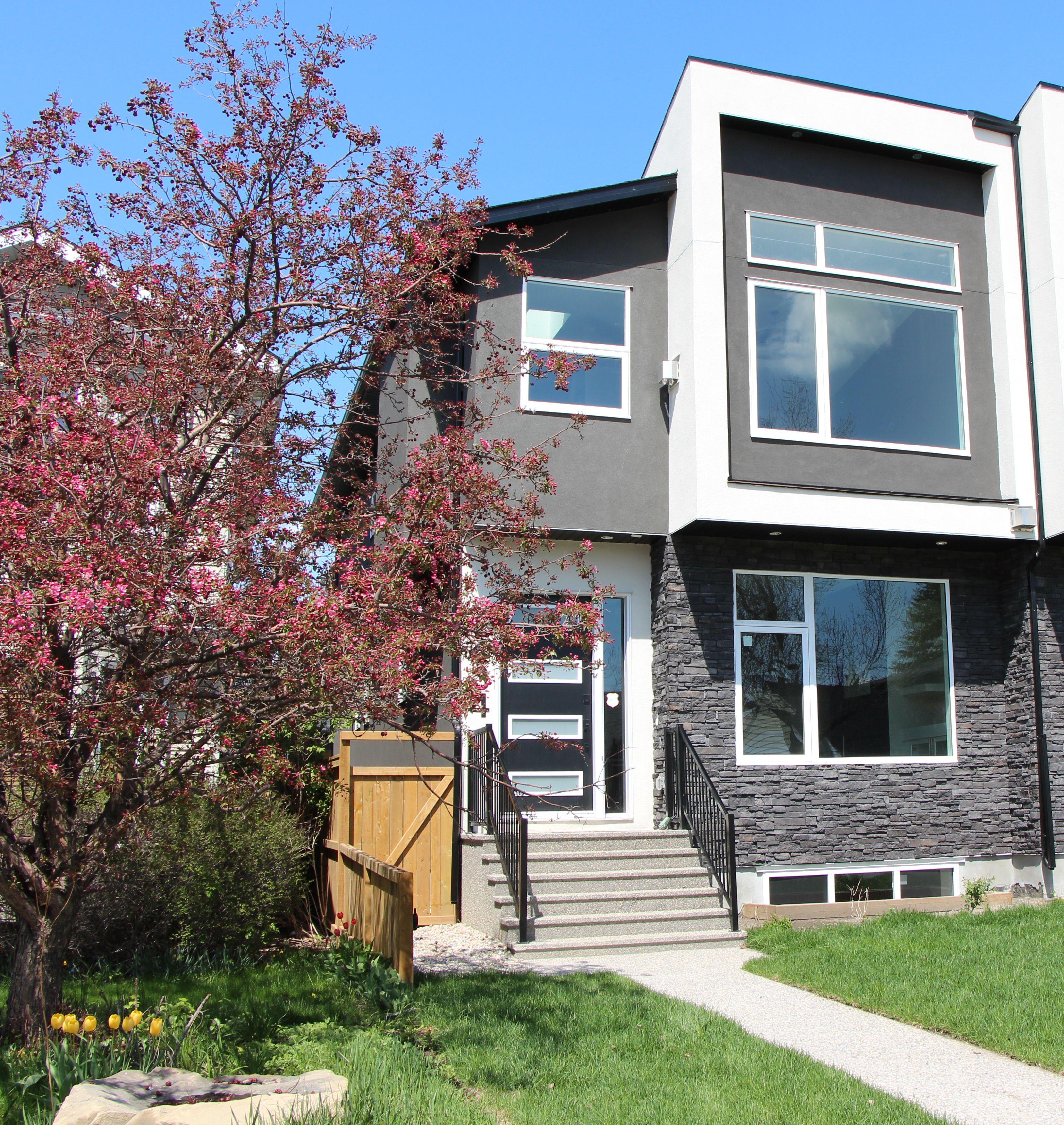 West Hillhurst Duplex for sale:  4 bedroom 1,961 sq.ft. (Listed 2019-05-21)