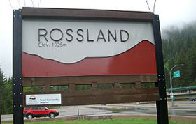 Rossland Real Estate