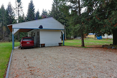Salmo Mobile Home for sale:  Studio 600 sq.ft. (Listed 2019-10-29)