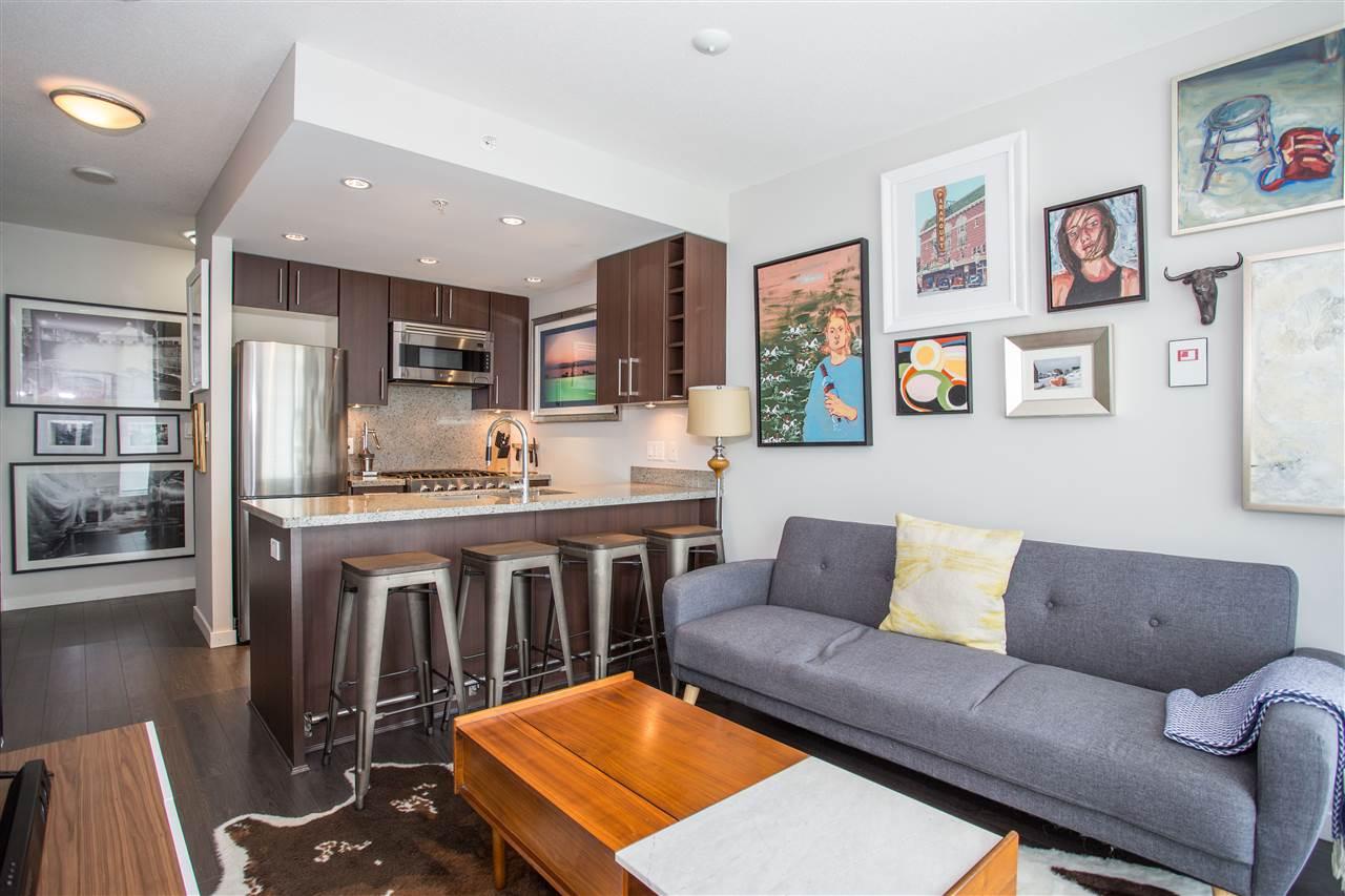 Main area 1 bedroom Condo in Olympic Village, Vancouver