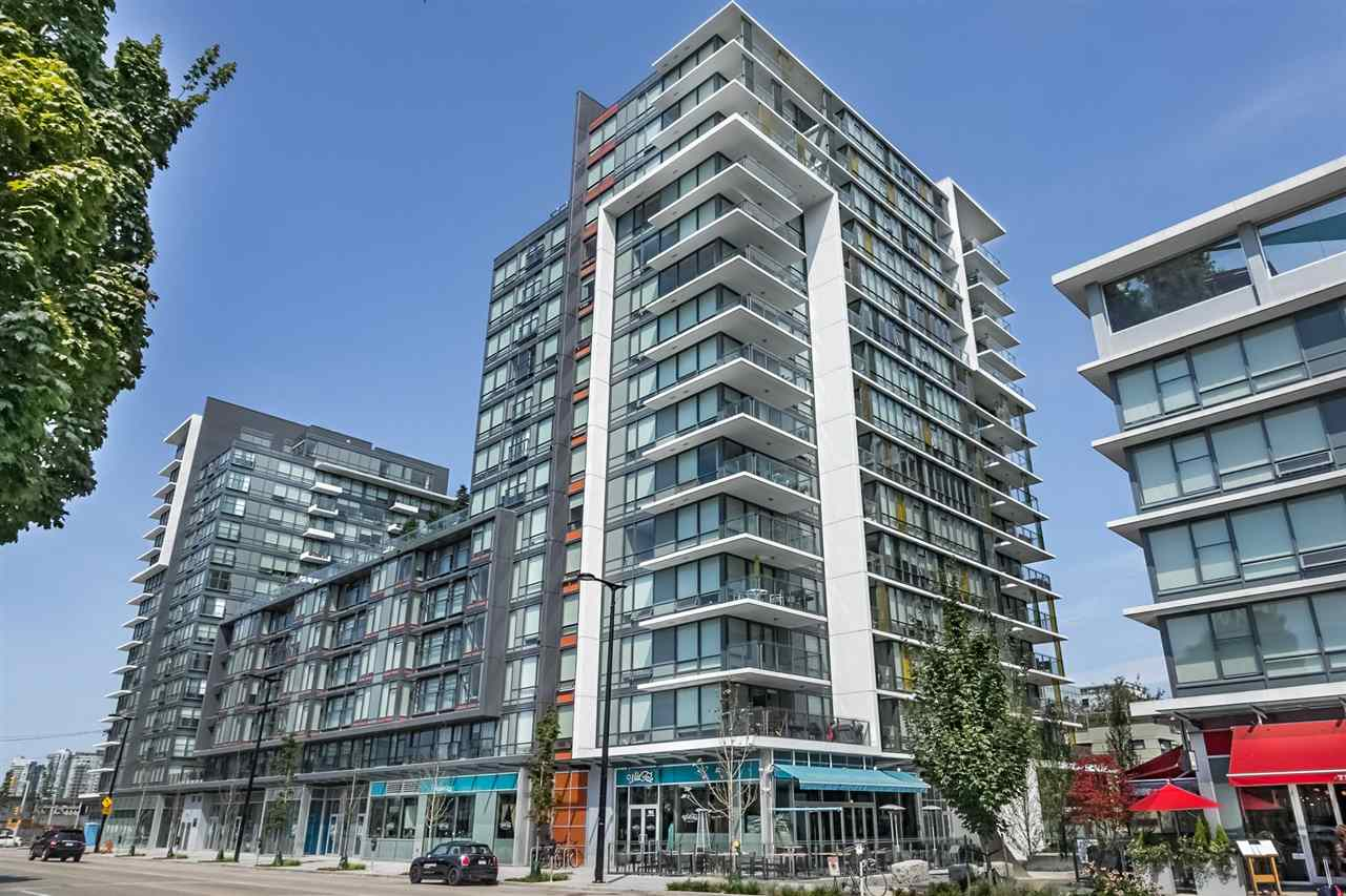 Olympic Village Condo building, Vancouver