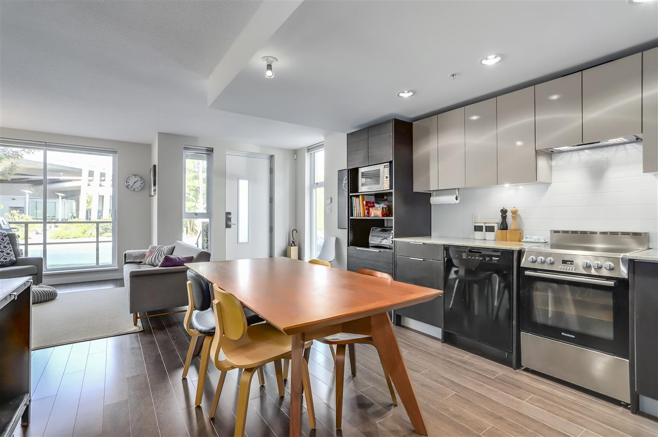 Olympic Village Townhouse for sale at Maynards Block Vancouver