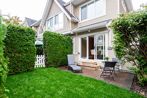 Townhouse in Langley