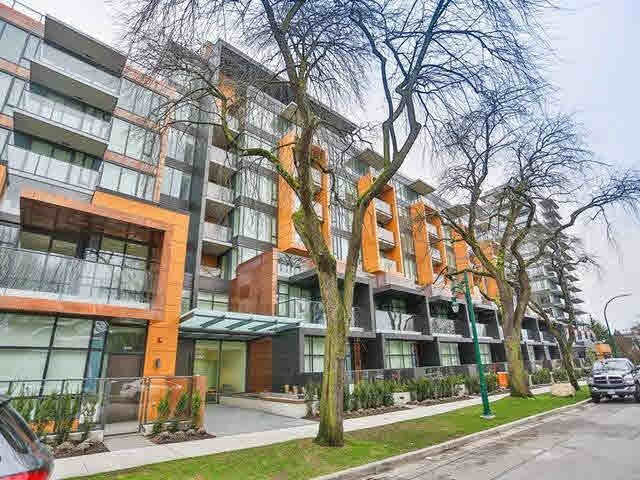 Main area 2 bedroom Condo Deck in Southwest Marine Drive, Vancouver