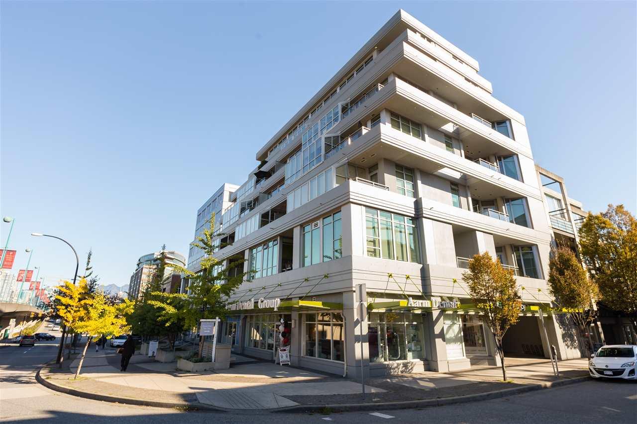 Olympic Village Condo building, Vancouver