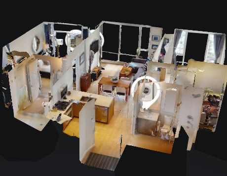 Matterport virtual tour