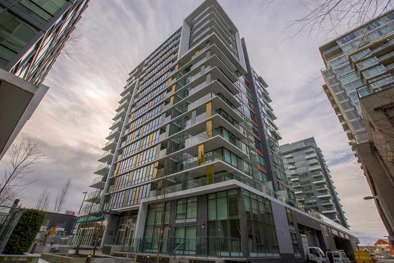 Brand new Vancouver Condo builing