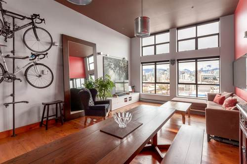 Mount Pleasant Condo in the heart of Vancouver West