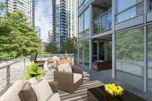 Yaletown Condo for sale:  1 bedroom 719 sq.ft. (Listed 2018-09-19)