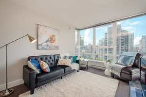 Yaletown Condo for sale:  1 bedroom 508 sq.ft. (Listed 2018-09-19)