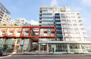 Mount Pleasant VE Condo for sale:  1 bedroom 491 sq.ft. (Listed 2019-02-05)