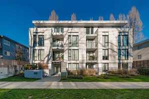 Kitsilano Condo for sale:  3 bedroom 1,227 sq.ft. (Listed 2019-03-28)