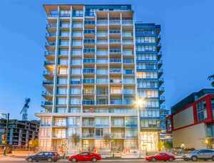Mount Pleasant VE Condo for sale:  2 bedroom 948 sq.ft. (Listed 2019-05-31)