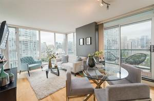 Yaletown Condo for sale:  1 bedroom 761 sq.ft. (Listed 2019-05-31)