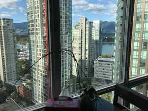 Coal Harbour Condo for sale:  1 bedroom 583 sq.ft. (Listed 2019-12-27)