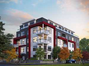 Main Condo for sale:  2 bedroom 820 sq.ft. (Listed 2019-12-27)